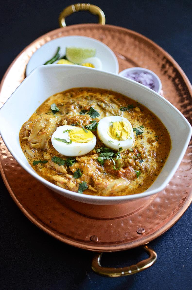 How to make the best chicken bharta?