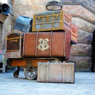 Hogwarts books
