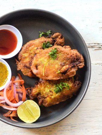 Kolkata style fish butter fry recipe