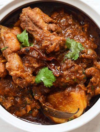 Best chicken curry recipe